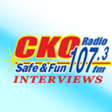 CKO 107.3 FM Interviews
