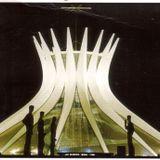 Night Falls Over Brasilia