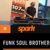 Funk Soul Brother 8th January 2019
