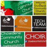 Chowdene Community Church Gate