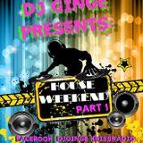 Agent G/DJ Ginge - New Year New Demands Part 1