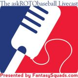 AskROTObaseball Livecast Presented by FantasySquads.com--March 14, 2014