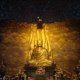 Master Thich Thong Phuong teached buddist monk at 2.11 lunar calendar at Yen Tu monastery 1/3
