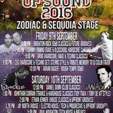 ZODIAC & SEQUOIA LIVE @ FOS 2015