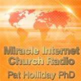 Communion & Intercession/Dr Pat Holliday/Dr Sabrina Sessions/Marshall Perot