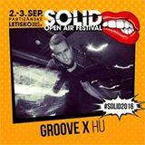 Groove X - Summer3p Festival DJ contest