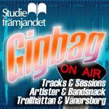 GIGBAG - program 18. Hardcore meltdown med bandet Gust och Monument Records Johan Hallgren.