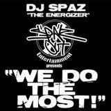 DJ SPAZ THE ENERGIZER