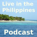 Live in the Philippines Podcas