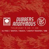 01-09-16 Dubbers Anonymous Show w/Reach b2b Kin