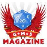 G*M*S Magazine Podcast  Channe