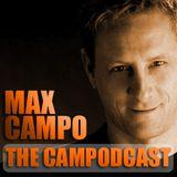 Max Campo - Campodcast 022 Live in Paris