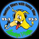 GO ON LISTEN AGAIN TO THE MONSTER BLUES SHOW ON MONSTER RADIO LANZAROTE WITH SUNNY BLUE