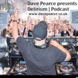 Dave Pearce - Delirium - Episode 200