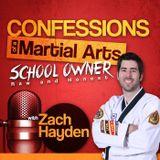 Confessions of a Martial Arts
