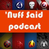 Nuff Said: The Marvel, Agents