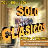 Solo Clásicos Radio - 70s, 80s & 90s - Program #22