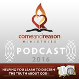 Come And Reason 2016:  Bible S