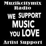 MuzikCityMix Artist Support