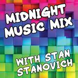 Mix #1 Midnight Music Mix with Stan Stanovich 12/31/92 Set #5