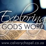 Exploring God's Word with Past