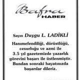 Duygu Ladikli
