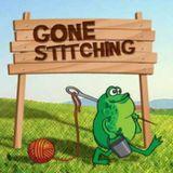 Gone Stitching Show 22 with Elizabeth Bozievich, publisher of Needlepoint Now