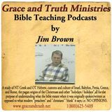 Jim Brown / Grace and Truth Mi