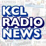 Luke Jones on KCL Radio (30/01/2013)