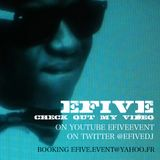 EFIVE HOT CLUBBING MIX ( DAVID GUETTA / GREG PARYS / NE YO/ RIHANNA / EFIVE )