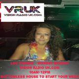 Lou Thomas - Vision Radio Reloaded 30.09.19