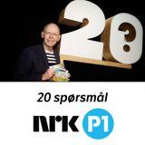 NRK – 20 spørsmål