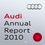 Audi Geschäftsbericht 2010 [Po