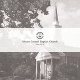 Mount Carmel Baptist Church -