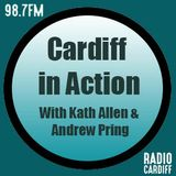 Cardiff in Action #148 - PDSA and Race Equality First
