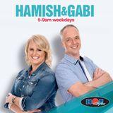 Hamish and Gabi