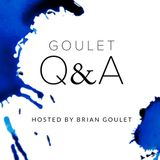 Goulet Q&A Episode 192: How To Hold A Pen, Grey Inks, and Making Advanced Pen Videos
