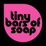 Tiny Bars of Soap