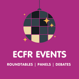 ECFR Events