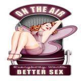 Kegel Queen on Better sex radio