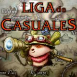 Liga de Casuales 002: Team Builder Beta