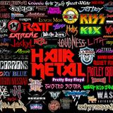 HAIR BAND REVIVAL Radio Show w/Johnnie Walker 01-28-2013