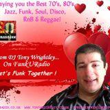 Deejay Tony Wrightley