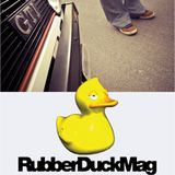 RubberDuckMagRadio