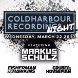 Fisherman & Hawkins - Live @ Coldharbour Night, Club Space Miami (United States) – 22.03.2017