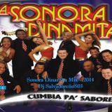 Sonora Dinamita Mix 2014 - Dj Salvadoreño503