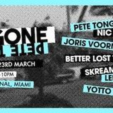 Yotto – live @ All Gone Pete Tong (Miami Music Week, USA) – 23.03.2017