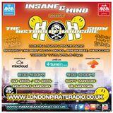 "Insane & Mind ""Live"" London Pirate Radio - 1991-2017 Hardcore - 11th Apr 2017"