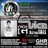 GHR - Ghetto House Radio - Laidback Luke + DJ Vice & More - Show 455