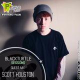 BlackTurtle Sessions Guest Mix SCOTT HOUSTON /www.people-fm.com/